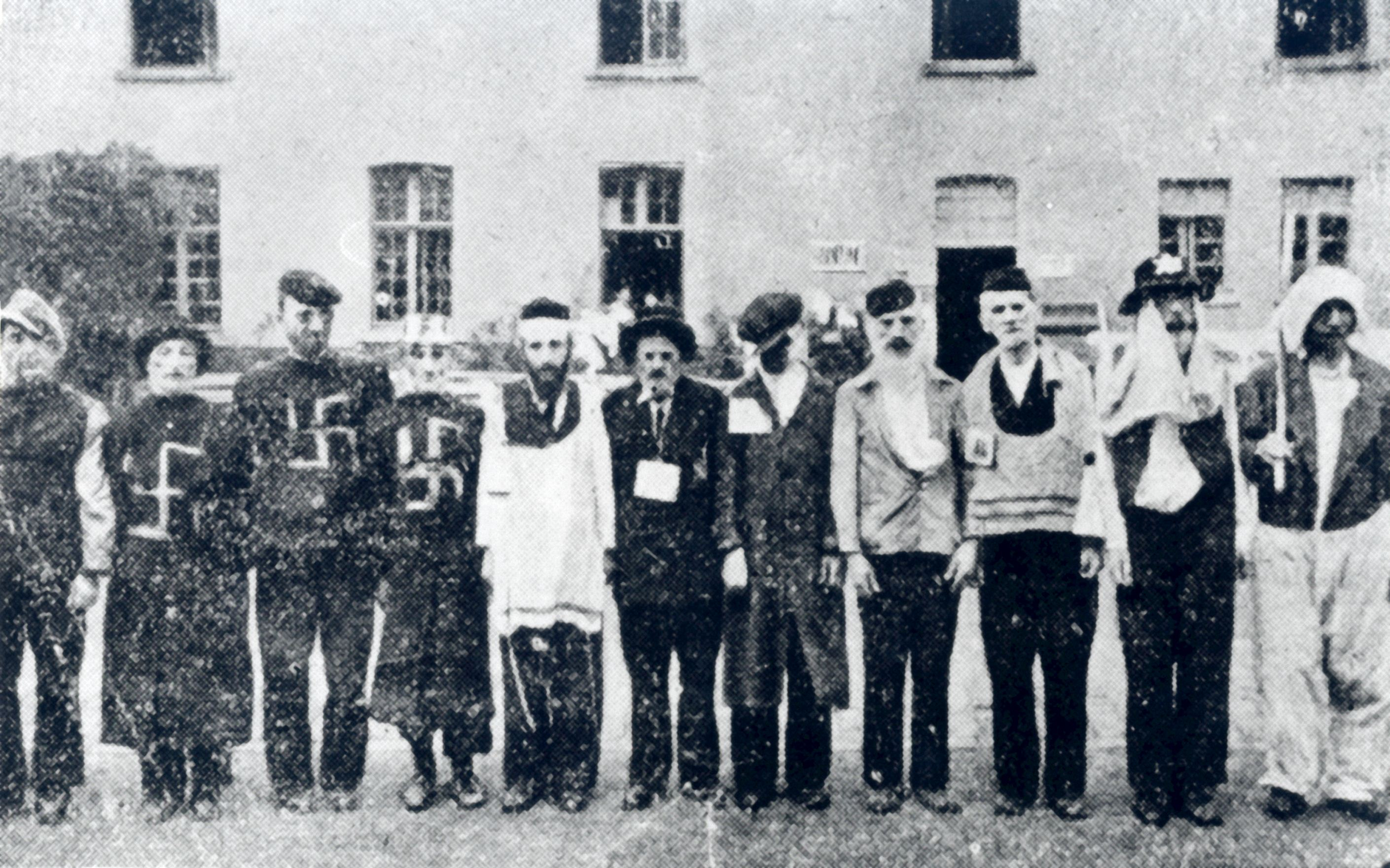 Gedeporteerd vanuit de Dossinkazerne op 8 september 1942 met transport 8